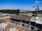 ЖК Открытие - ход строительства, фото 76, Август 2019