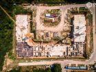 ЖК Открытие - ход строительства, фото 87, Июнь 2019