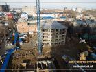 ЖК Центральный-2 - ход строительства, фото 126, Декабрь 2017
