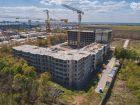 ЖК Открытие - ход строительства, фото 5, Апрель 2020
