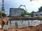 Ход строительства дома № 6 в ЖК Заречье - фото 57, Сентябрь 2019