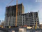 ЖК На Высоте - ход строительства, фото 67, Ноябрь 2020