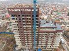 ЖК Царское село - ход строительства, фото 54, Февраль 2021