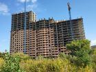 Ход строительства дома № 6 в ЖК Звездный - фото 34, Октябрь 2019