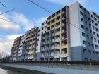 Ход строительства дома № 1 в ЖК Удачный 2 - фото 94, Ноябрь 2019