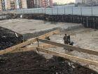 Ход строительства дома Литер 1 в ЖК Династия - фото 51, Март 2018