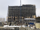 Ход строительства дома Литер 1 в ЖК Династия - фото 38, Февраль 2019