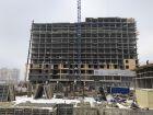 Ход строительства дома Литер 1 в ЖК Династия - фото 39, Февраль 2019