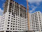Ход строительства дома 60/2 в ЖК Москва Град - фото 39, Август 2018