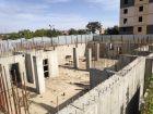 Ход строительства дома № 38 в ЖК Три Сквера (3 Сквера) - фото 48, Октябрь 2020