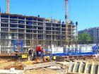 Ход строительства дома Литер 1 в ЖК Рубин - фото 24, Май 2020