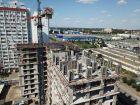ЖК Левенцовский - ход строительства, фото 55, Август 2019