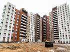ЖК Каскад на Ленина - ход строительства, фото 321, Март 2020