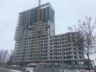 ЖК На Высоте - ход строительства, фото 38, Январь 2021