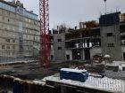 Ход строительства дома 2а в ЖК Георгиевский - фото 4, Март 2021