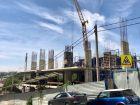ЖК Главный - ход строительства, фото 62, Июнь 2018