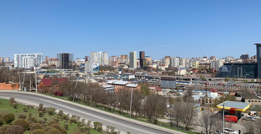 Власти Ростова выдали в январе разрешения на строительство 14 многоквартирных домов