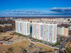 Ход строительства дома № 10 в ЖК Корабли - фото 11, Декабрь 2019