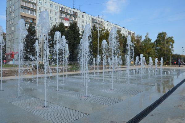 Как готовится к открытию благоустроенный сквер Авиастроителей в Нижнем Новгороде