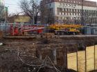 ЖК Космолет - ход строительства, фото 116, Апрель 2019