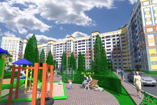 ЖК Солнечный город - фото 2