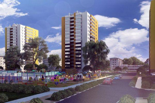 Восемь домов ввели в эксплуатацию в декабре 2020 года в Нижнем Новгороде