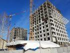 Ход строительства дома № 1 второй пусковой комплекс в ЖК Маяковский Парк - фото 43, Март 2021