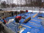 Жилой дом: ул. Сухопутная - ход строительства, фото 115, Февраль 2019