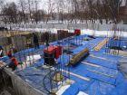 Жилой дом: ул. Сухопутная - ход строительства, фото 85, Февраль 2019