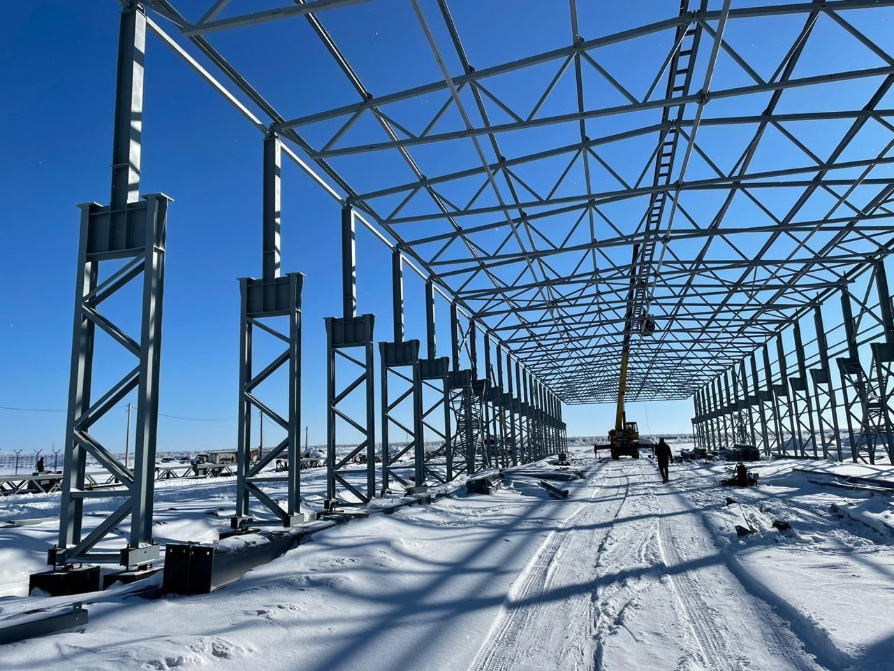 В Самарской области стартовало строительство завода железобетонных изделий