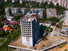 ЖК Азбука - ход строительства, фото 11, Июнь 2021
