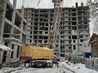 Ход строительства дома № 1 в ЖК Покровский - фото 43, Февраль 2021