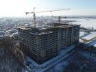 ЖК Открытие - ход строительства, фото 20, Декабрь 2020