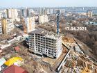 ЖК Азбука - ход строительства, фото 20, Апрель 2021