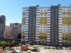 Ход строительства дома № 8 в ЖК На Победной - фото 2, Октябрь 2016