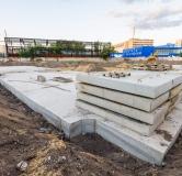 Ход строительства дома Позиция 1 в ЖК Димитровский -