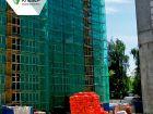 Ход строительства дома № 1 в ЖК Клевер - фото 47, Июнь 2019